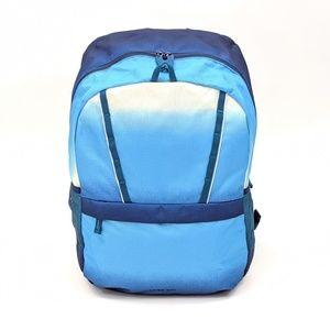 Lands End ClassMate Medium Backpack Deep Sea Ombre